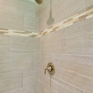 Detail Shower Interior