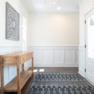 Interior Hallway Wide