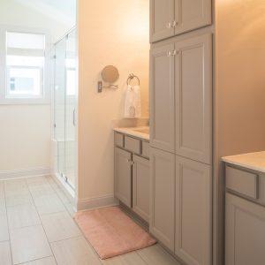 Master Bath Interior Wide