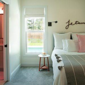 Master Bed Interior Detail