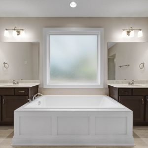 large master bath at pages corner