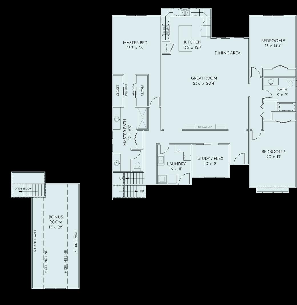 Vineyard Floor Plan